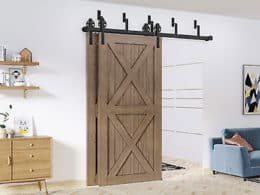 Best Barn Door Hardware Kit