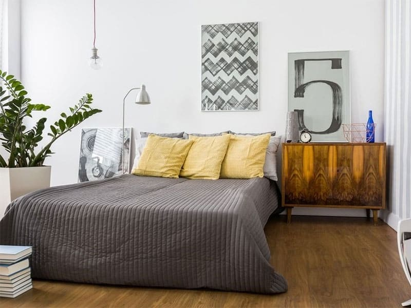 Best Grey and Yellow Bedroom Ideas
