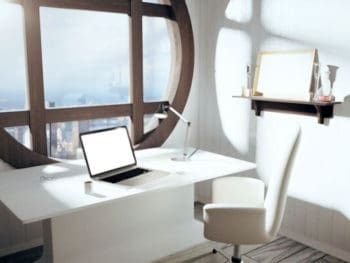 Legless Desk