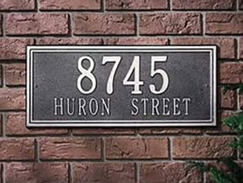 Street Number System
