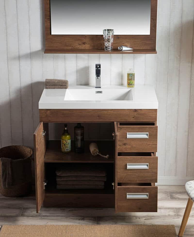 Bathroom Vanity Wooden