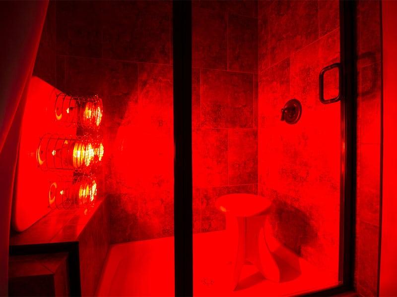 Infrared Sauna Under