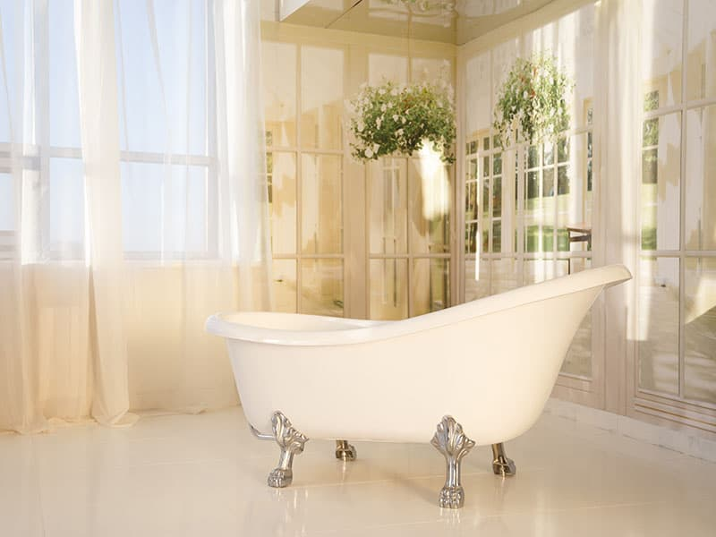 Interior Freestanding Bathtub