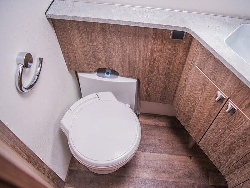 Modern Motorhome Rv Bathroom