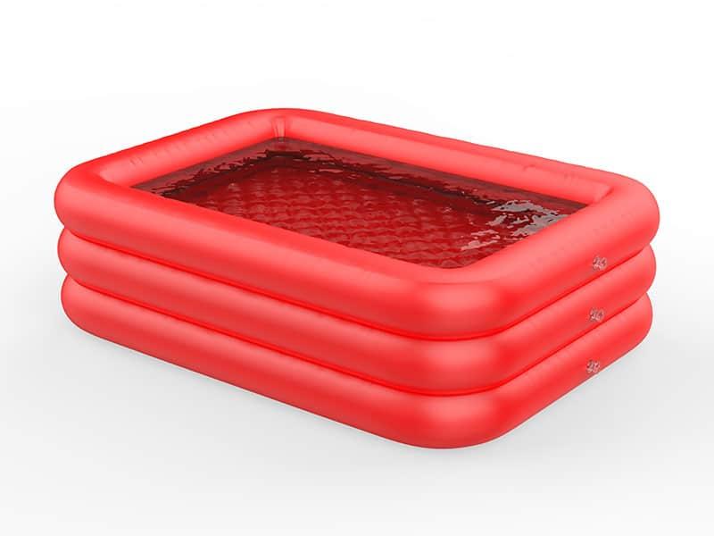 Portable Pvc Pool