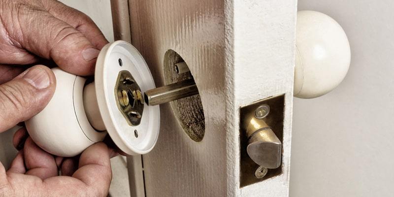 Remove The Door Handle