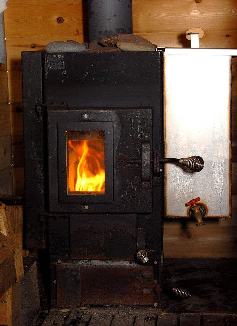 The Outhouse Sauna