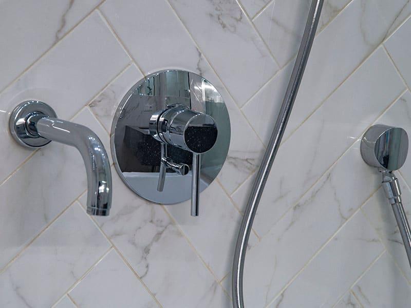 Water Diverter Bathroom