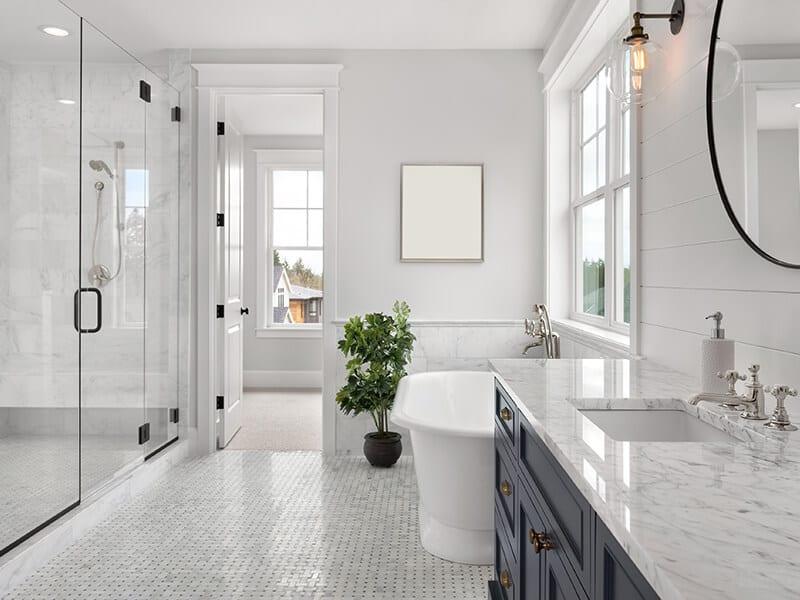 Bathroom New Luxury
