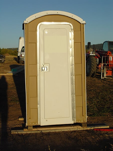 Portable Out House