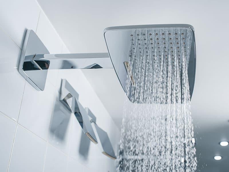 Shower Bathroom Close