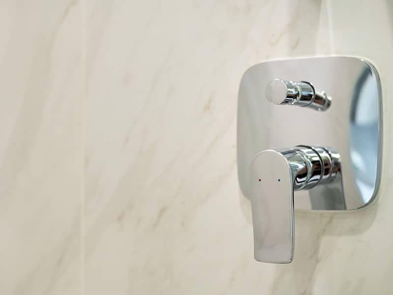 Single Shower Handle